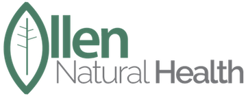Allen Natural Health Logo